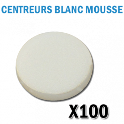 Centreurs Mousse pour CD ou DVD