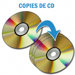 Copies de CD