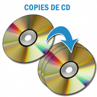 duplication de CD