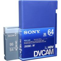 cassette video SONY PDV-64n