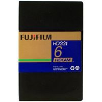 Cassette Video Fujifilm HDCAM 6 Minutes HD331-6S