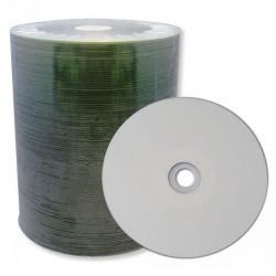 100 CD-R imprimables