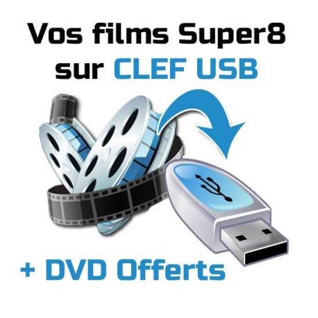 transfert de vos bobines de films super8 sur clef usb 8mm 16mm et. Black Bedroom Furniture Sets. Home Design Ideas
