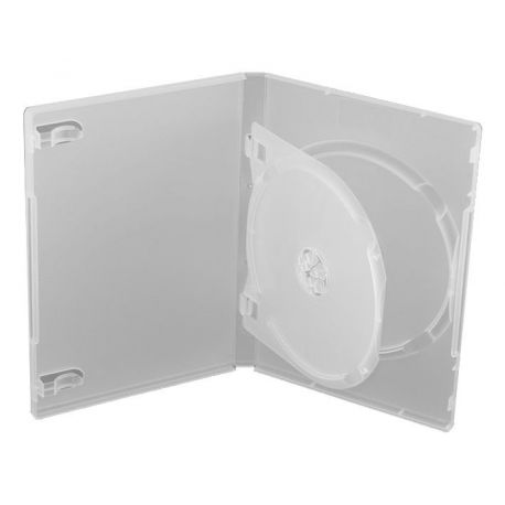 10 Boitiers 2 DVD TRANSPARENT AVEC PLATEAU AMARAY