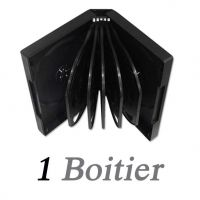 Boitiers pour 12 DVD
