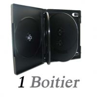 Boitiers pour 6 DVD