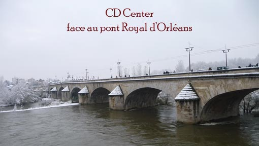 Le pont Royal