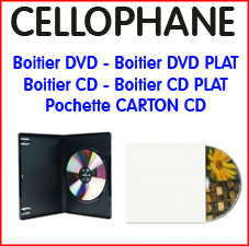 cellophane cd dvd blu-ray